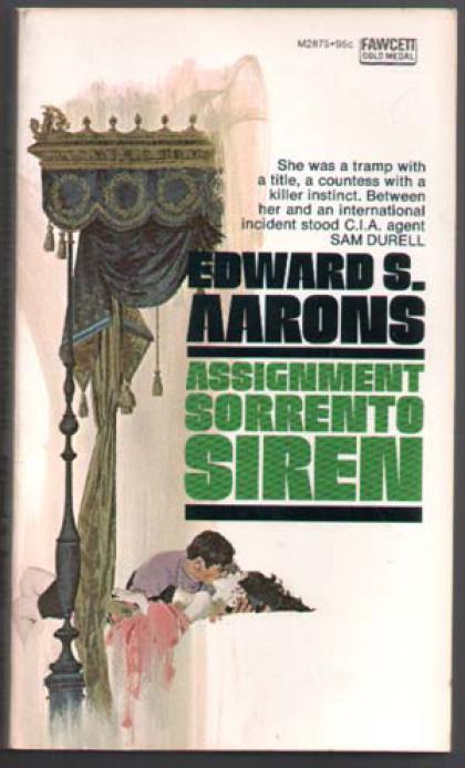 Assignment Sorrento Siren (Sam Durell)
