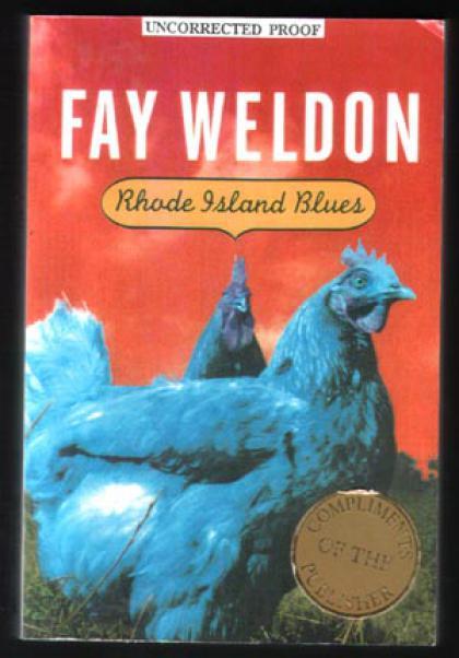 Rhode Island Blues : Uncorrected Proof