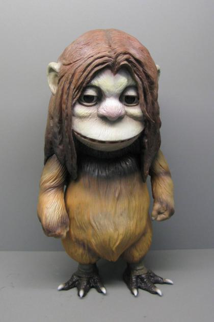 K.W.: Where the Wild Things Are (Motion Picture) Vinyl Collectible Doll