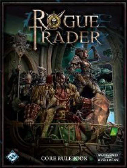 Warhammer 40,000 Roleplay: Rogue Trader, The Game Master's Kit
