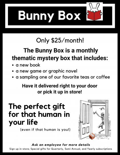 Bunny Box Subscription - Monthly Charge