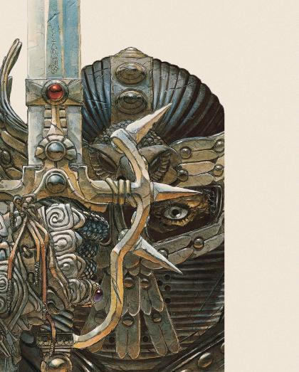 The Metabarons: The Definitive Edition Box Set