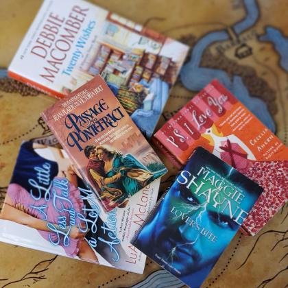 Quarantine Survival Kit: Romance Books