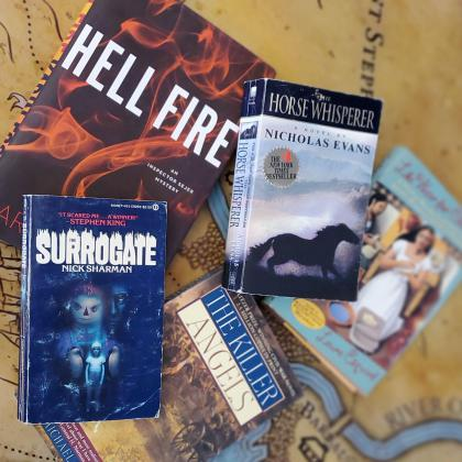 Quarantine Survival Kit: General Fiction Books