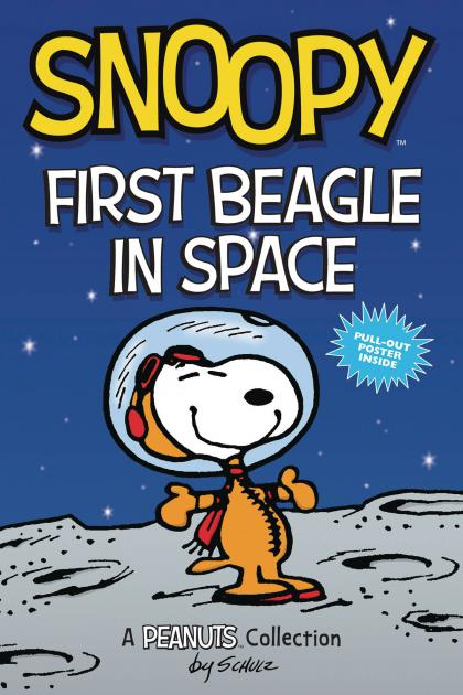 Snoopy: First Beagle in Space