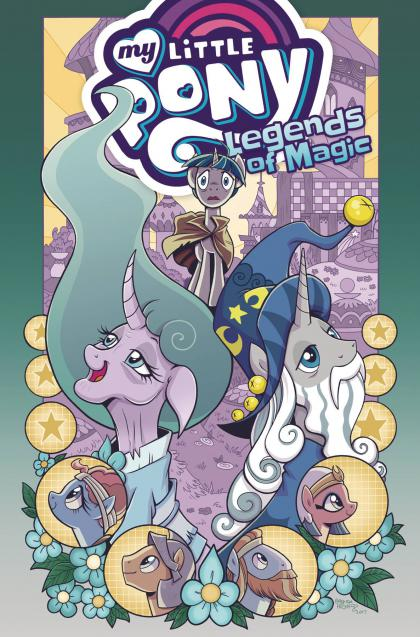 My Little Pony: Legends of Magic Omnibus