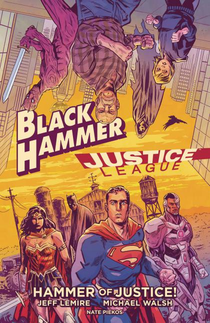 Black Hammer, Justice League: Hammer of Justice