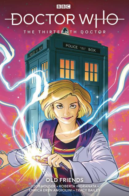 The Thirteenth Doctor: Friends