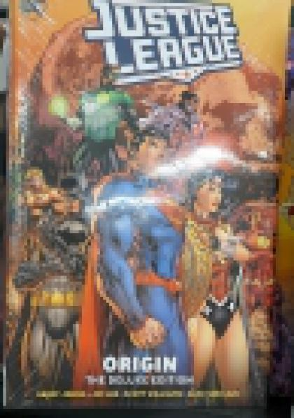 Justice League: Origin, The Deluxe Edition