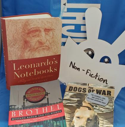 Quarantine Survival Kit: Non-Fiction Books