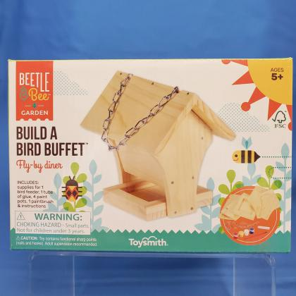 Build A Bird Buffet: Fly-By Diner