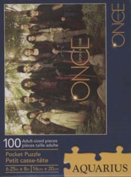 Once Upon a Time 100 pc Pocket Puzzle