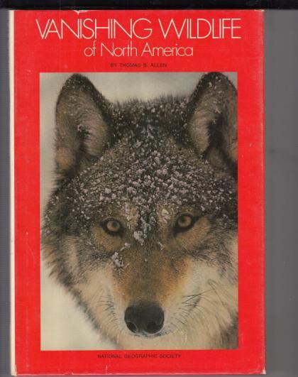 Vanishing Wildlife of North America
