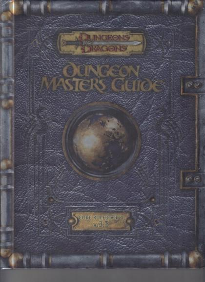Dungeons and Dragons 3.5 Edition: Dungeon Master's Guide