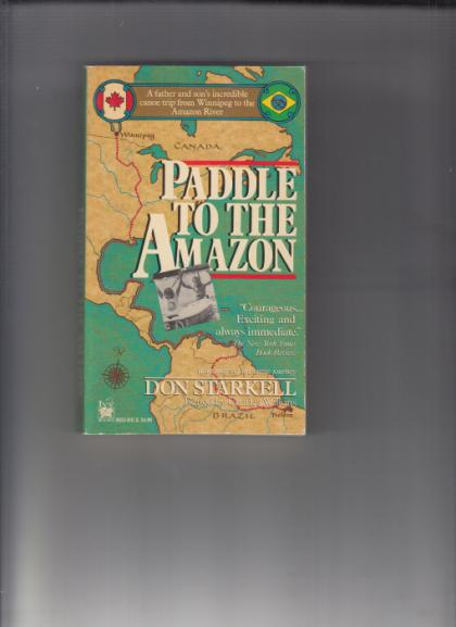 Paddle to the Amazon