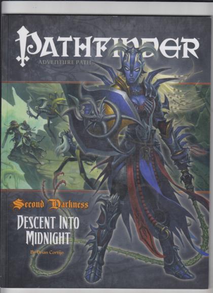 Pathfinder: Second Darkness- Descent Into Midnight