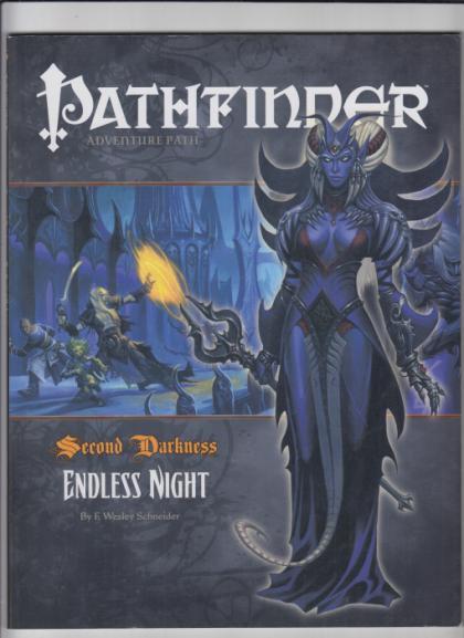 Pathfinder: Second Darkness- Endless Night