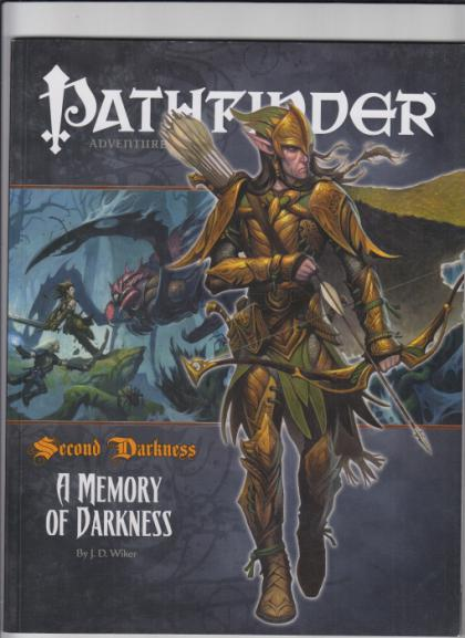 Pathfinder: Second Darkness- A Memory of Darkness