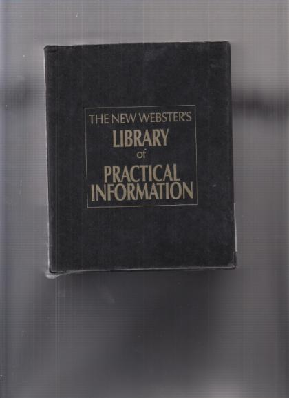 The New Webster's Library of Practical Information Box Set