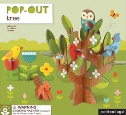 Pop-Out and Build Tree Friends