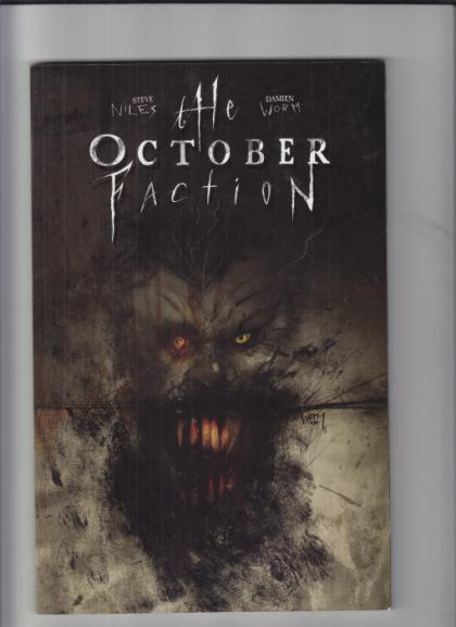 The October Faction, Vol. 2