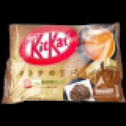 NESTLE Kit Kat Houji Cha Biscuits in Chocolate 12PCS