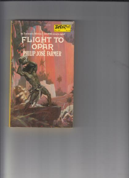 Flight to Opar
