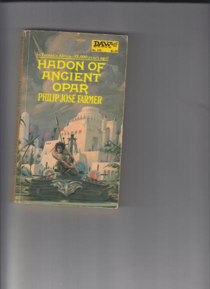 Hadon of Ancient Opar