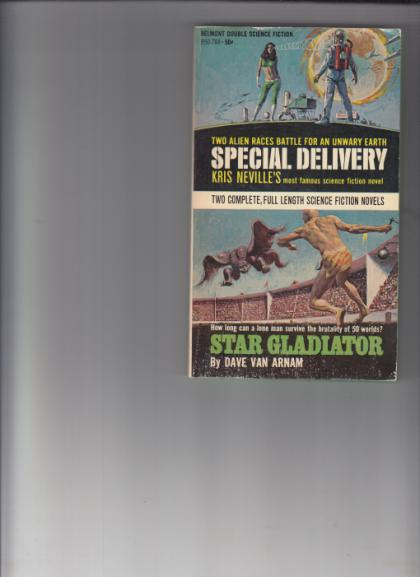 Special Delivery / Star Gladiator