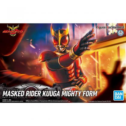 "Kamen Rider Kuuga Mighty Form ""Kamen Rider Kuuga"", Bandai Spirits Figure-rise Standard"