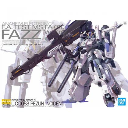 "FAZZ (Ver.Ka) ""Gundam Sentinel"", Bandai Spirits MG"