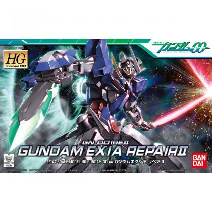"""#44 Gundam Exia Repair II """"Gundam 00"""", Bandai HG 00"""