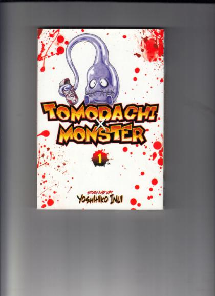 Tomodachi x Monster