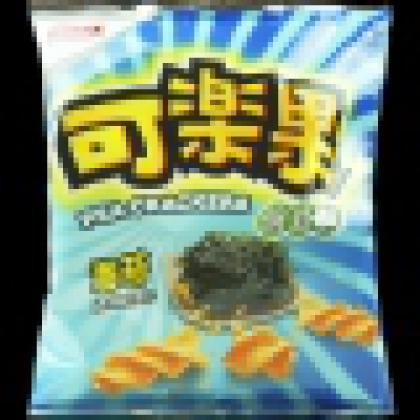 KOLOKO Pea Crackers Seaweed Flavor