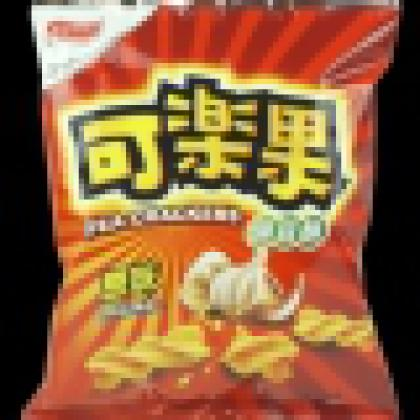 KOLOKO Pea Crackers Original Flavor