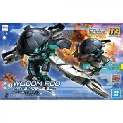 #28 Wodom Pod HG Build Divers
