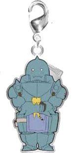 Alphonse Elric: Fullmetal Alchemist Zipper Charm Part I