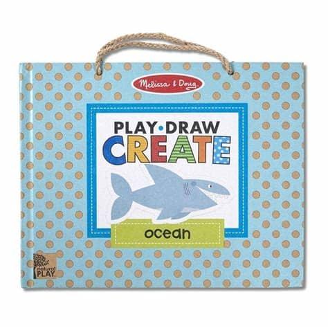 Play Draw Create - Ocean