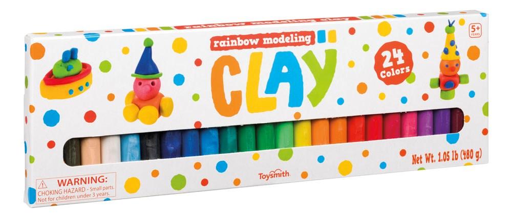 Rainbox Modeling: 24 Colors