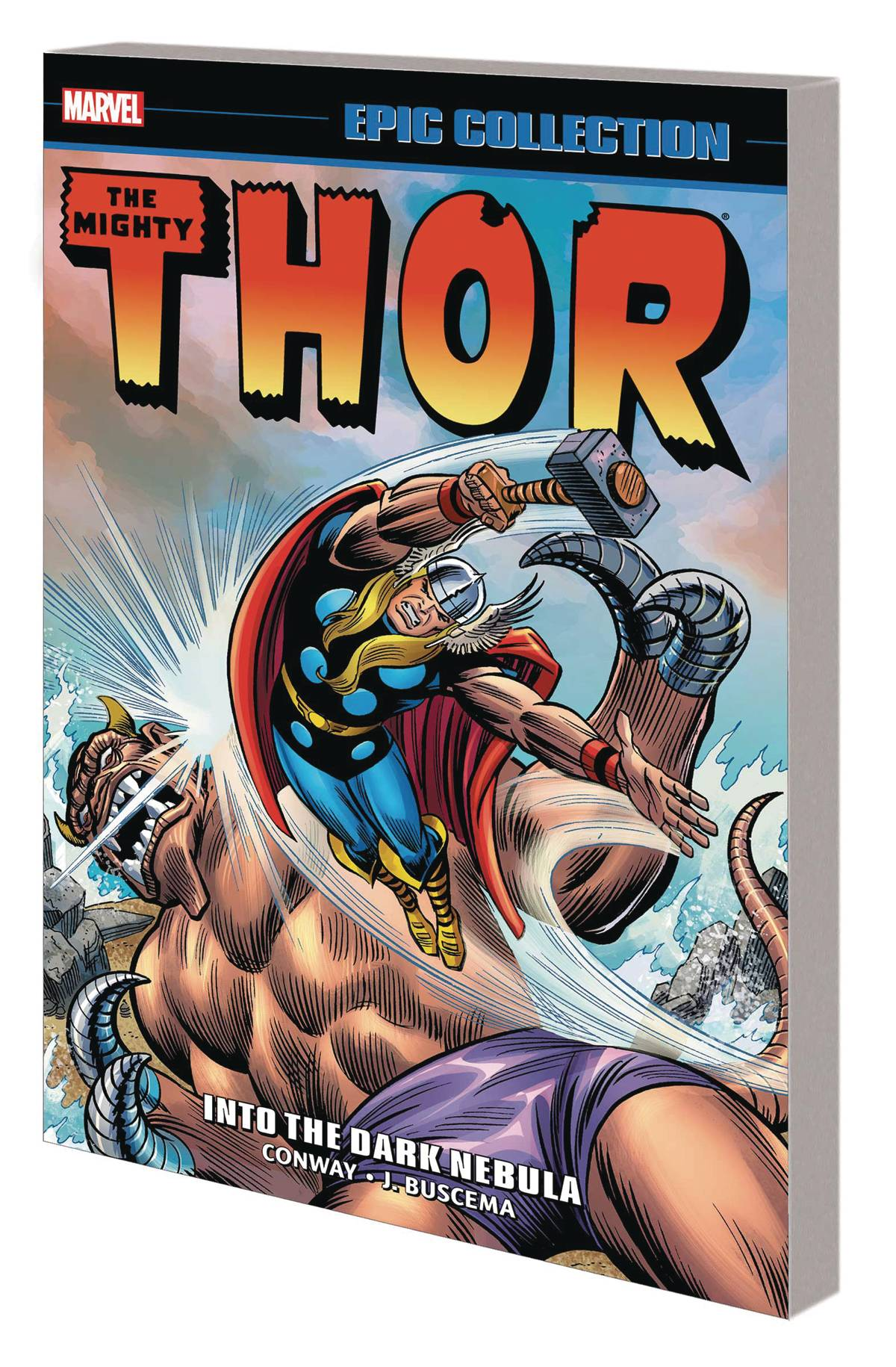 The Mighty Thor: Into The Dark Nebula, Epic Collection
